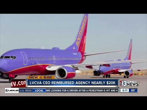 Audit finds LVCVA boss used airline gift cards for personal travel
