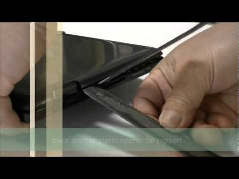 how to open back cover acer w500