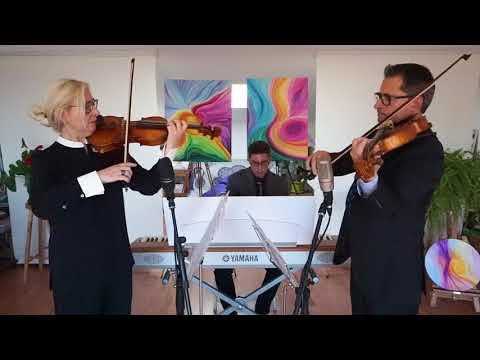 VIENNA BRAVA TRIO Prelude ( 5p. For 2 Violins & Piano) Dimitri Shostakovich