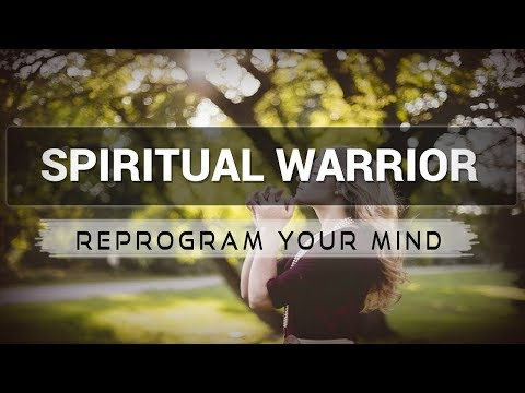 Spiritual Warrior affirmations mp3 music audio - Law of attraction - Hypnosis - Subliminal