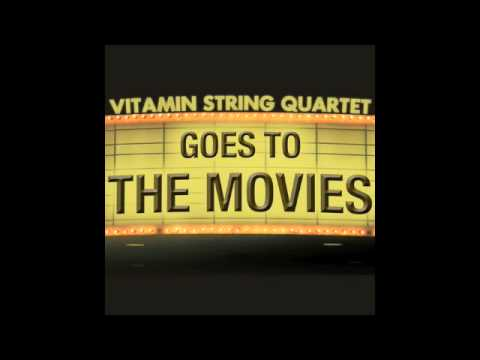 Lose Yourself Vitamin String Quartet Goes to The Movies