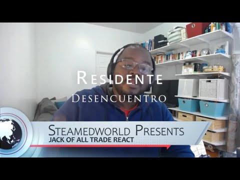Residente - Desencuentro Ft. Soko Official Music Video REACTION!!!!