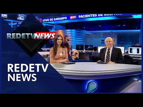 RedeTV News 130919  Completo