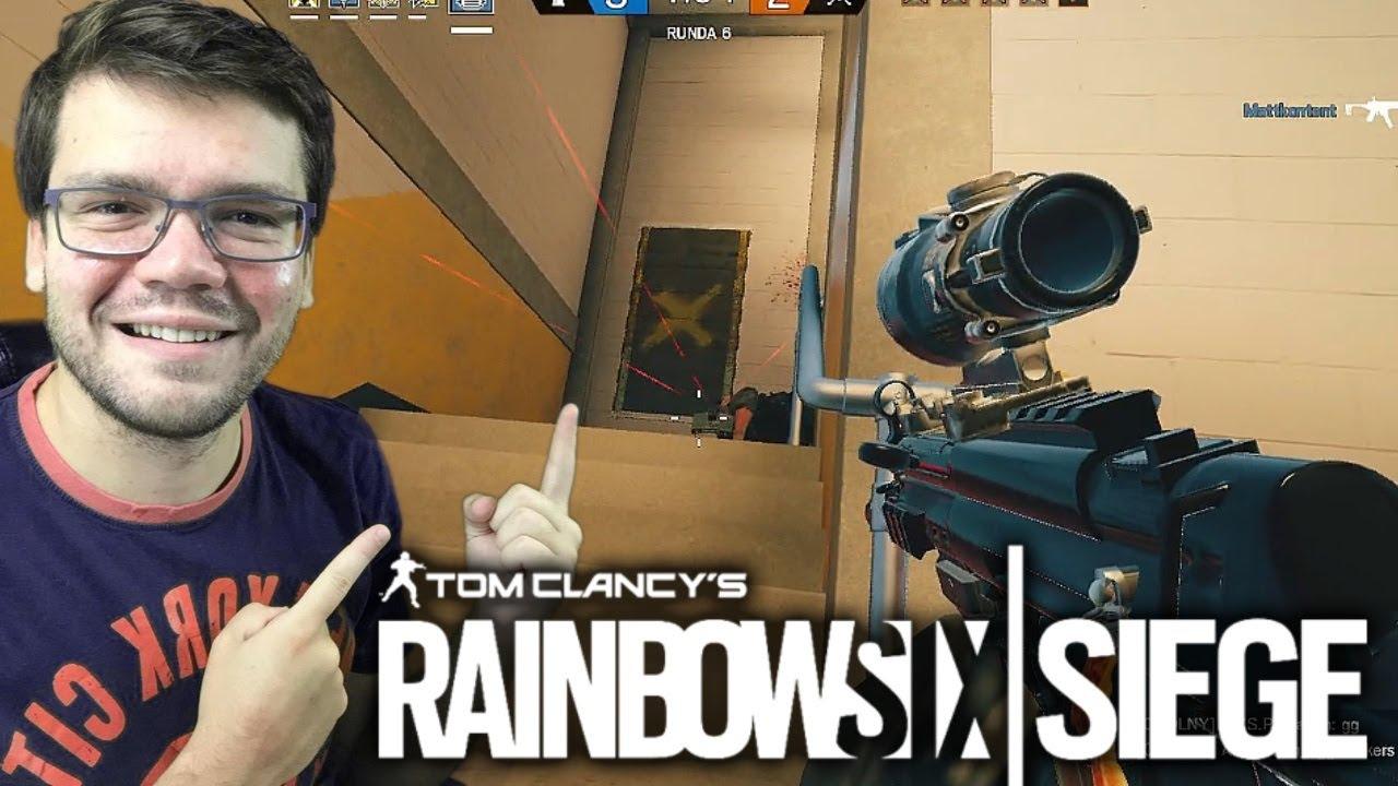 IDEALNE WYCZUCIE! – Rainbow Six Siege