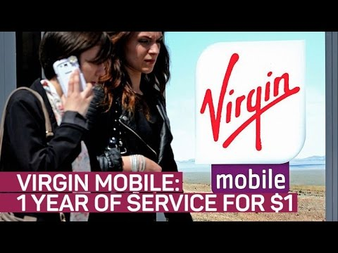New Virgin Mobile Deal Offers a Year of Unlimited Data for Just $1