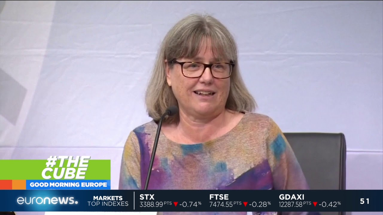 #TheCube | Donna Strickland is the first woman Physics Nobel winner in 55 years