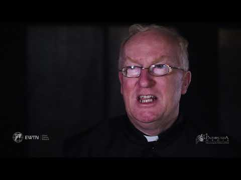Fr Peter Brockhill - My Encounter