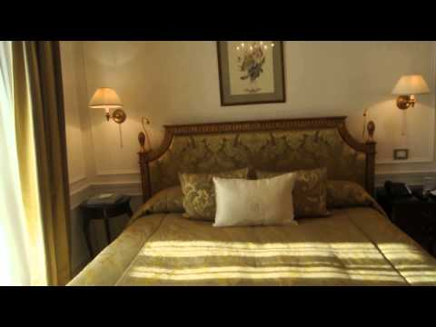 Deluxe Premier Suite at the Alvear Palace Hotel