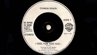 I Feel For You - Chaka Khan - HD 1080p