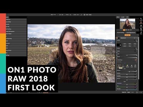 On1 Photo RAW 2018 First Look - Lightroom Alternative?