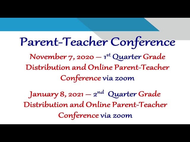 CPU SENIOR HIGH SCHOOL GENERAL  ORIENTATION FOR PARENTS AND GUARDIANS
