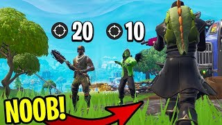 we DROPPED 30 KILLS and Gave the Win to a NOOB! (His First Season 8 WIN!)