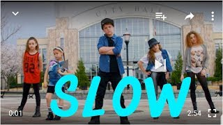 Video SLOW | First Cover - Haschak Sisters and MattyB Raps | Kanye West - Clique download MP3, 3GP, MP4, WEBM, AVI, FLV Agustus 2018
