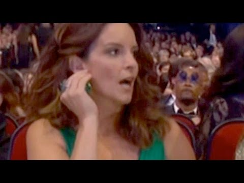 Tina Fey Reacts To Bill Cosby Joke FAIL At Emmys | What's Trending Now
