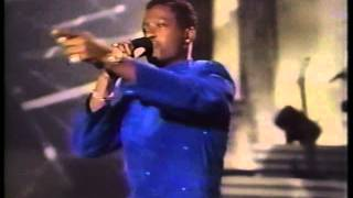 "JOHNNY GILL ""Rub You The Right Way"""