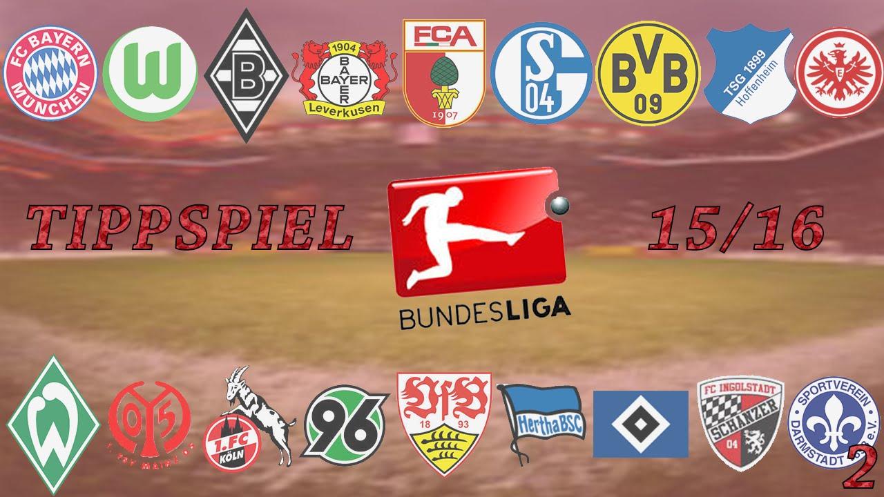 Bundesliga TorschГјtzenliste 15 16