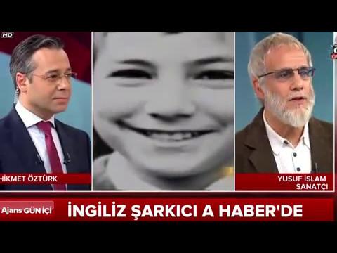 Yusuf İslam Hayatı ve Türkiye Hakkında  Flaş Gelişme...!