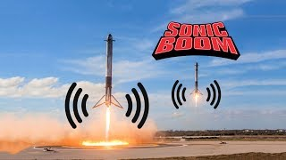 vermillionvocalists.com - FALCON HEAVY LANDING COMPILATION - Views from many different angles. Turn ON loud speakers!