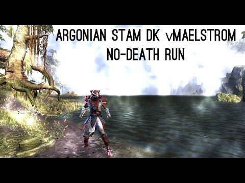 Maelstrom Arena (vet) Argonian Stam DK No-Death Run