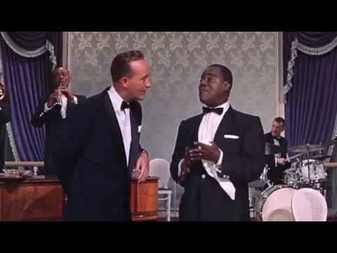 CROSBY & ARMSTRONG - Now You Has Jazz (High Society-1956)