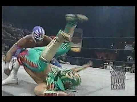 WCW Monday Nitro 08/12/96 Part 6