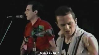 The Clash - Police on my back (Legendado) HD