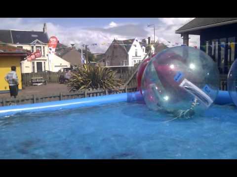 Saltcoats waterballs