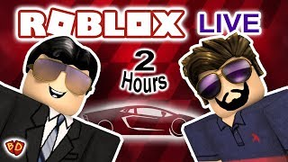 🔴 Ben and Dad Play Roblox Live! 2 Hour Live Stream