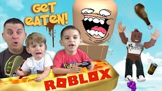 GET EATEN, GET POOPED OUT, REPEAT!!! ROBLOX