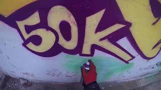 𝘎raffiti - 𝘎host 𝘌A - 50K 𝘚ubscribers!