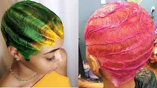�� AMAZING FINGERWAVES COMPILATION �