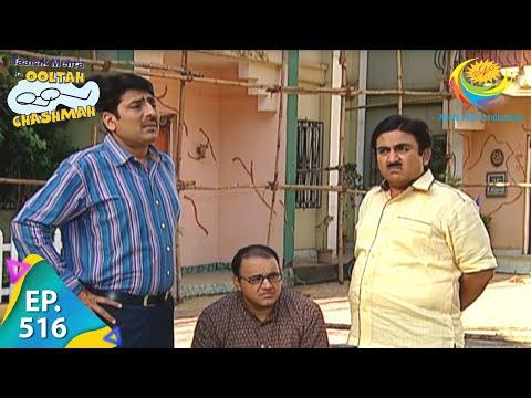 Taarak Mehta Ka Ooltah Chashmah - Episode 516 - Full Episode