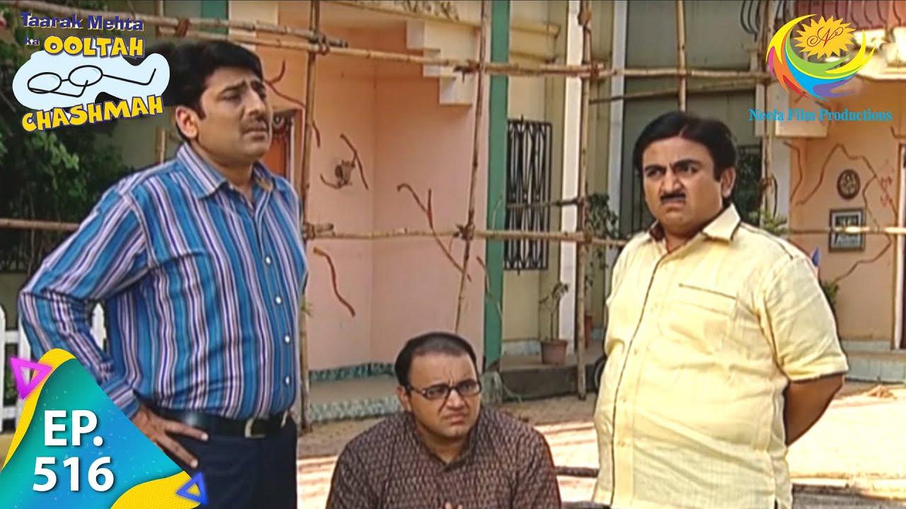 Download Taarak Mehta Ka Ooltah Chashmah - Episode 516 - Full Episode