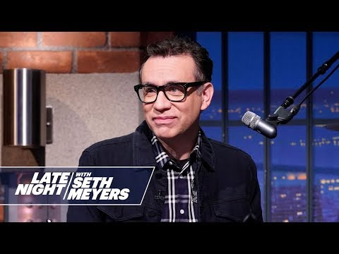 Fred Armisen, Art Aficionado: Campbell's Soup Cans By Andy Warhol