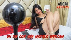 176 Un día con una modelo webcam