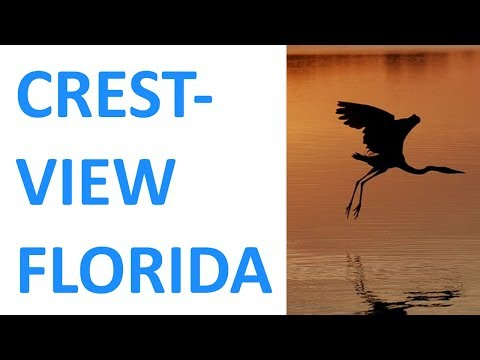 Crestview, Florida Introduction And Map