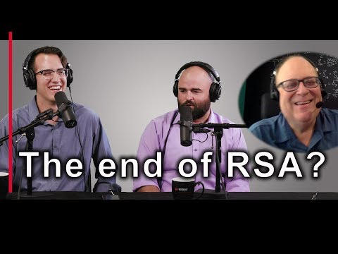 What is a Quantum Bit + Cracking RSA - EEs Talk Tech Electrical Engineering Podcast #16