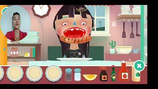 ToCa Kitchen 2 funny | ChuChu TV | #cooking | #chuchutv | #cocomelon | #kids