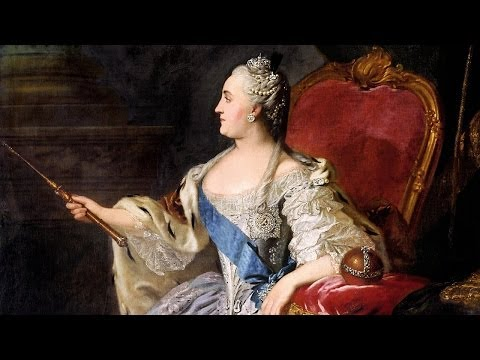 Catherine the Great - Russia's Most Renowned Empress