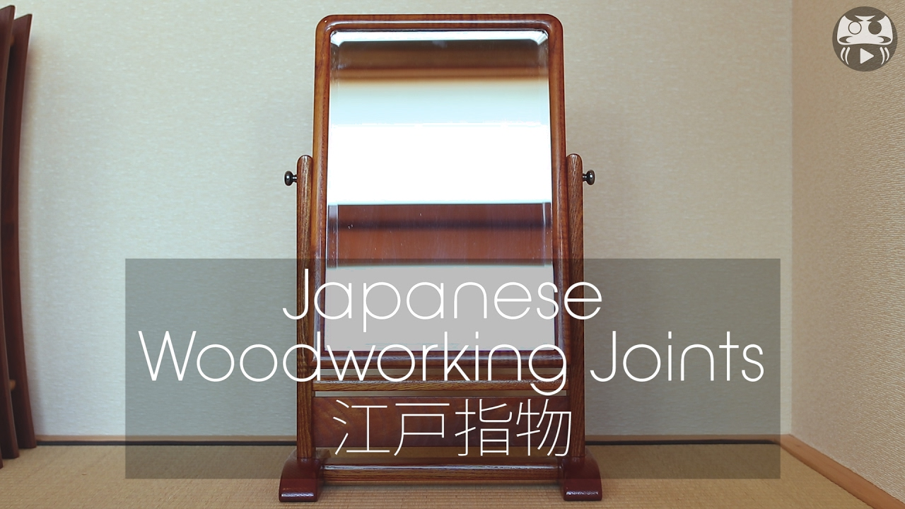 Making Wooden Crafts Japanese Woodworking Joints Sashimono