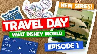 EP1   Travel Day   Walt Disney World Vlog   Feb 2020   London Gatwick to Tampa, Florida   🚨Language🚨