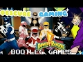 Obscure Gaming: Bootleg Power Rangers Games