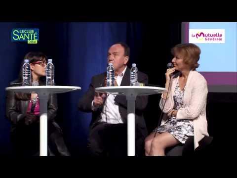 Conférence En finir avec la douleur Club Santé Débat à Avignon le 5 novembre 2014