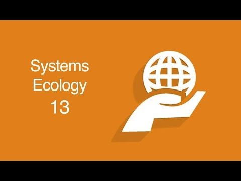 Socio-Ecological Systems