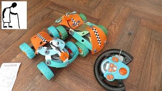 Charity Shop Gold or Garbage? Infrared Controlled Build and Play Meccano Car Kit