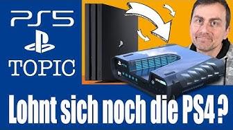 Löst PS5 die PS4 ab? Lohnt sich noch eine PlayStation 4 zu kaufen?