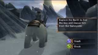 Let's Play The Golden Compass - Episode 1