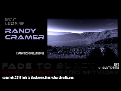 Ep. 507 FADE to BLACK Jimmy Church w/ Capt. Randy Cramer : Marine on Mars : LIVE
