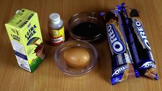 Cara Bikin Brownies Oreo Kukus