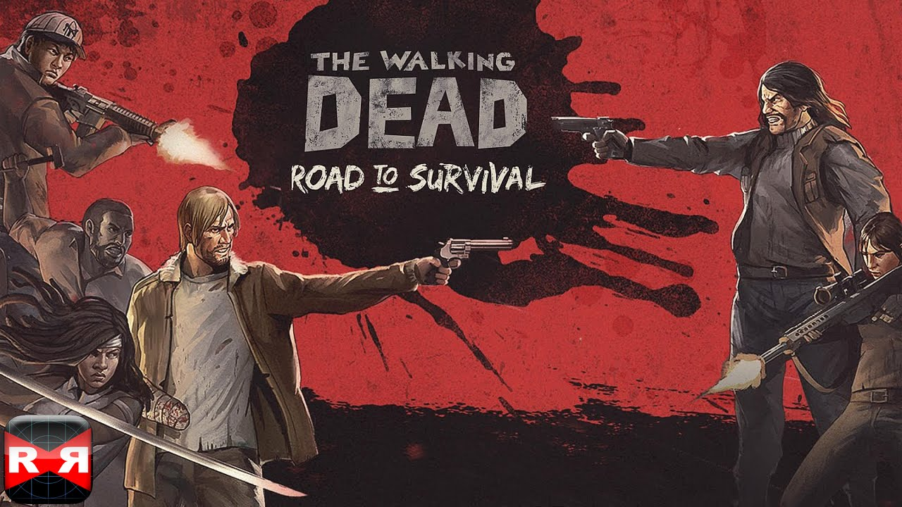 The Walking Dead: Road to Survival (By Phase One Games) - iOS / Android - Gameplay Video